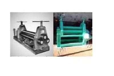 3-4 Roller Plate Bending Machine