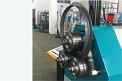 3 Roller Circular Section Bending Machine