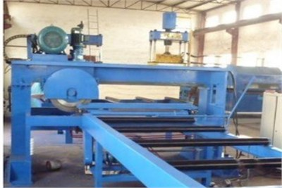 Circular Friction Saw Grating Cutting Machine