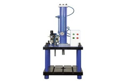 Hydro Pneumatic Punching Machine