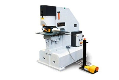 Hydraulic Punch Machine