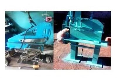 Flat Sheet Cutting Machine