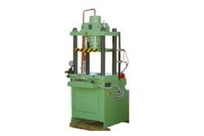 Hydraulic Number Punching Machine