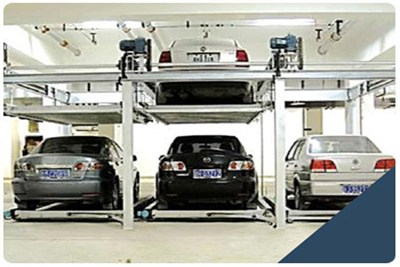 Puzzle Car Parking Systems