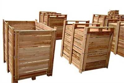 Pine Wood packaging