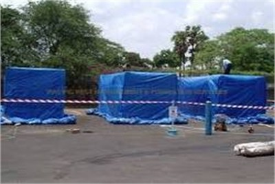 Export Container Fumigation