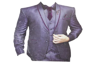 Three Piece S B Suit