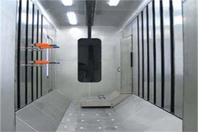 Powder Coating Booth