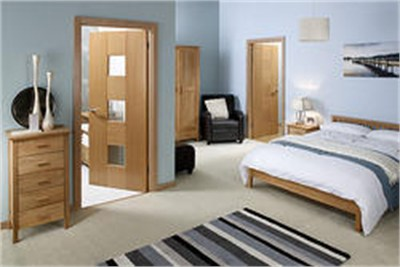 Wooden Sound Proof Door