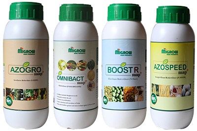 Bio-Organic Fertilizers