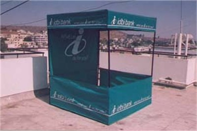 Advertising Portable Tent Or Kiosk