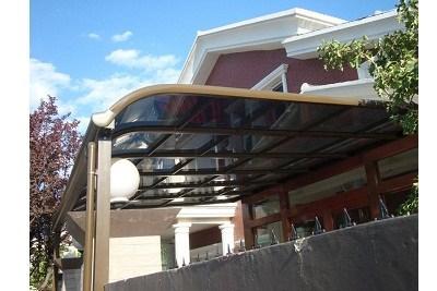Balcony Shed