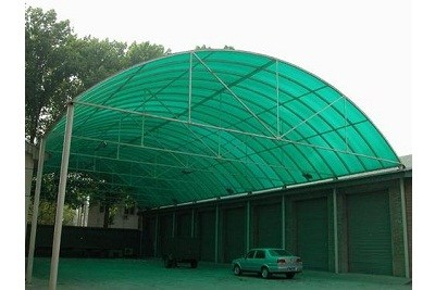 Polycarbonate Sheet Shed in Wakad