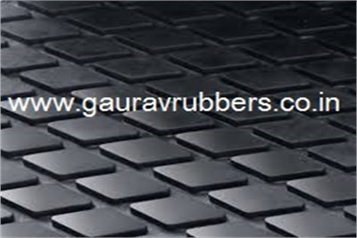 Diamond Groove Rubber Sheet