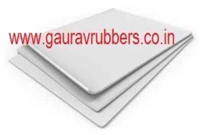 White Rubber Sheet