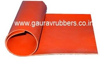 High Temperature Silicone Rubber Sheet