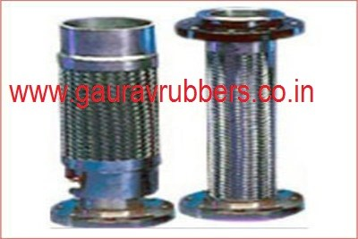 Stainless Steel Corrugated Industrial Hose Pipe