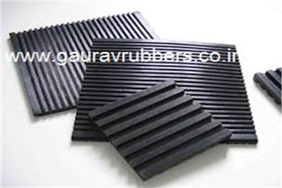 Anti Vibrating Rubber Pads