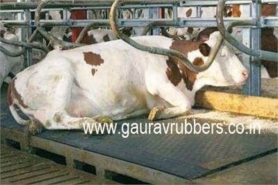 Rubber Cow Mats 11