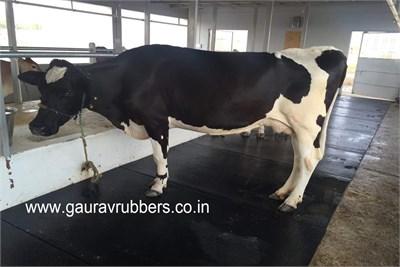 Rubber Cow Mats 10