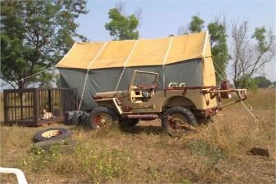 Jungle Tent
