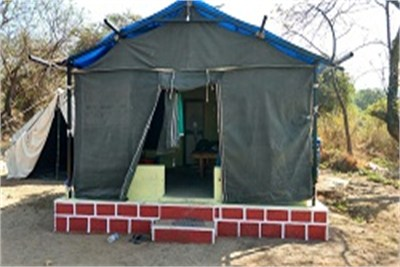 Tent Manufacturer in Goa