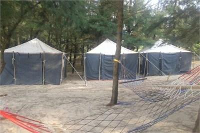 Tent Manufacturer in Marketyard