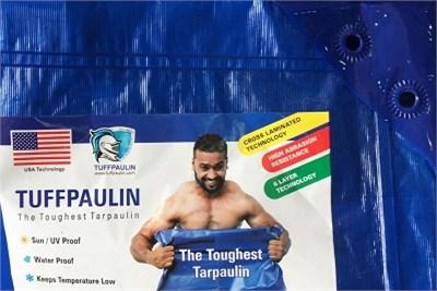 Tuffpaulin Manufacturer in Marketyard