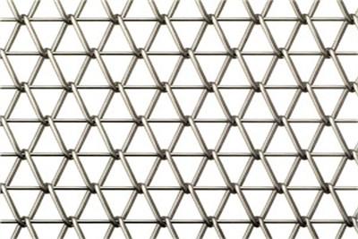 Chain Weave Belts
