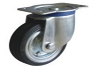 Medium Duty Pressed Steel Castors (MD SERIES)