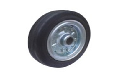 Solid Rubber Tire Wheels