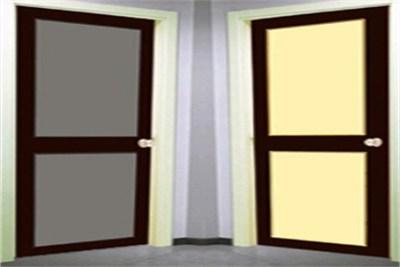 PVC Solid Doors