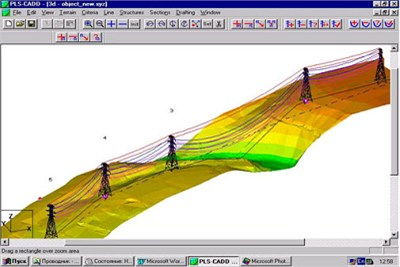 Tower Spotting and Optimization Using PLS CAD Service
