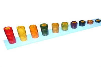 Countable Rings Education Toy