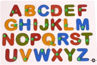 Alphabets Tray