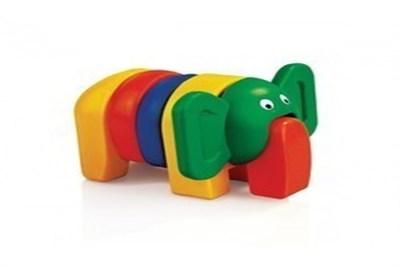 Folding Elephant Education Toys