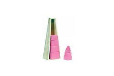 Pink Tower Educational Toys