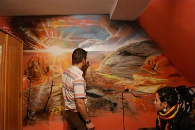 Interior Wall Painting Service