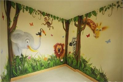 Cartoon Jungle Theme