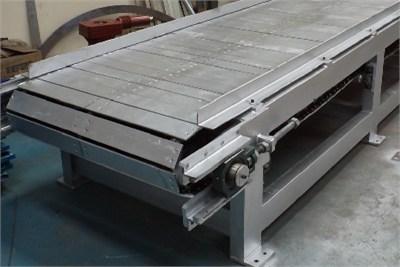 Slat Conveyor For Material Handling