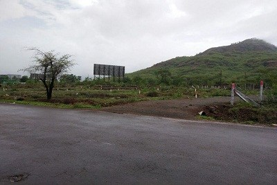 Plots  in R zone Shirgaon