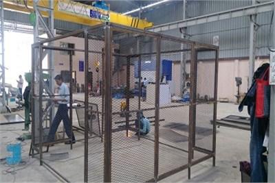 Alluminium Laser Cutting Services