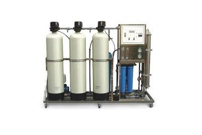 Industrial Ro Plant With Softener