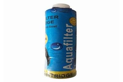 Aqua filter cartridge