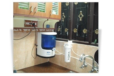 Water Purifier Installation