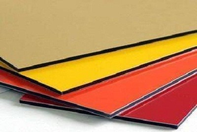 Colored Aluminium Composite Panel