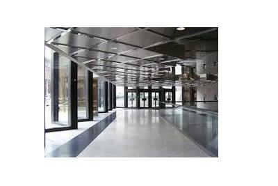 Aluminium Interior Designing Services