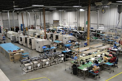 Electronics Manufacturing Services with Automation