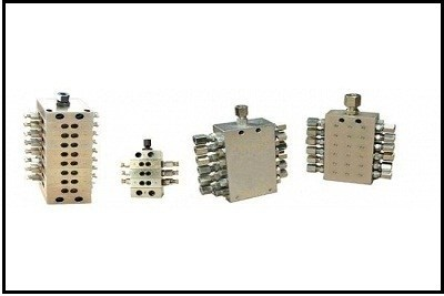 Progressive Distribution Blocks For Oil or Grease Lubrica...