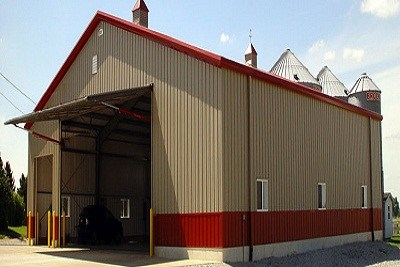 Steel Building Manufacture In Chakan